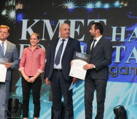 """Даниел Панов с голяма награда """"Кмет на годината за мандат 2015-2019""""  за образование, младежки политики и спорт"""