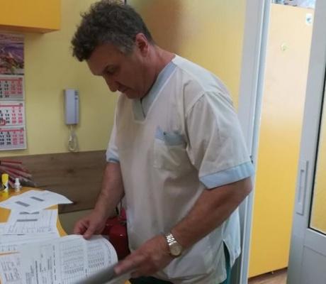 Скок на операциите УНГ в горнооряховската болница