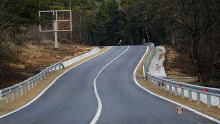 Пътят между Велико Търново и Арбанаси вече е отворен