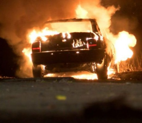 Разследват пожар на автомобил в Лясковец