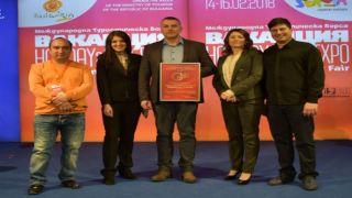 Велико Търново с награда за успешно популяризиране на туризма