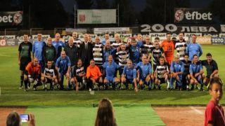 Организираният футбол в Горна Оряховица отпразнува 100 години