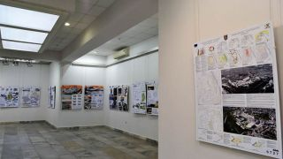 Изложба представя всички предложения от международния конкурс  за нов градски център на Велико Търново